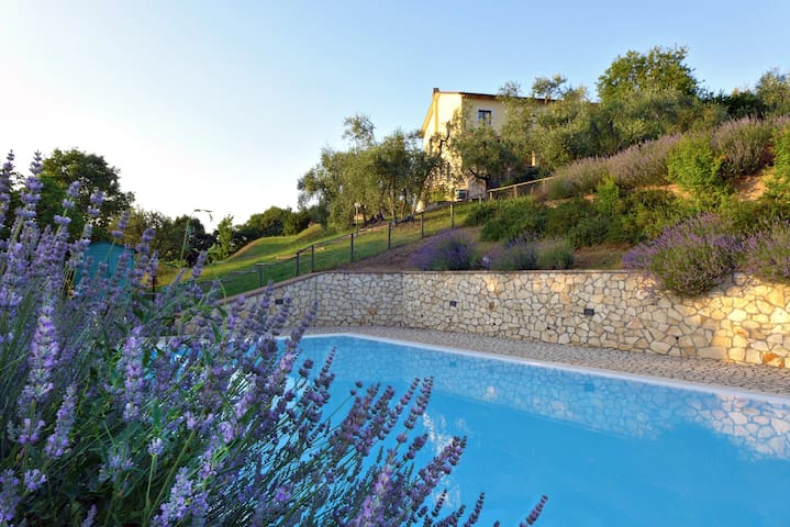 Country house with swimming pool - Castiglione In Teverina - House