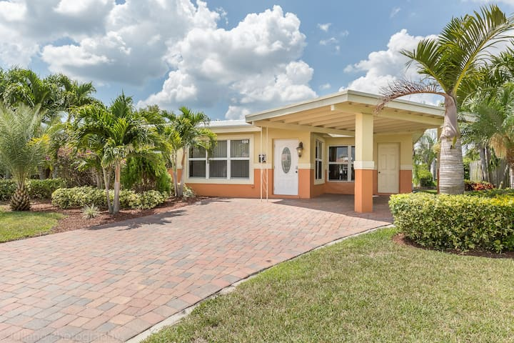 Gorgeous House On the Water 160 - Pompano Beach - Hus