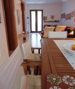 Puglia:accogliente villa in resort con piscina - Castellaneta Marina