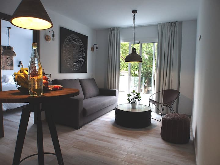 Cozy Family Suite in a new Boutique Hotel X