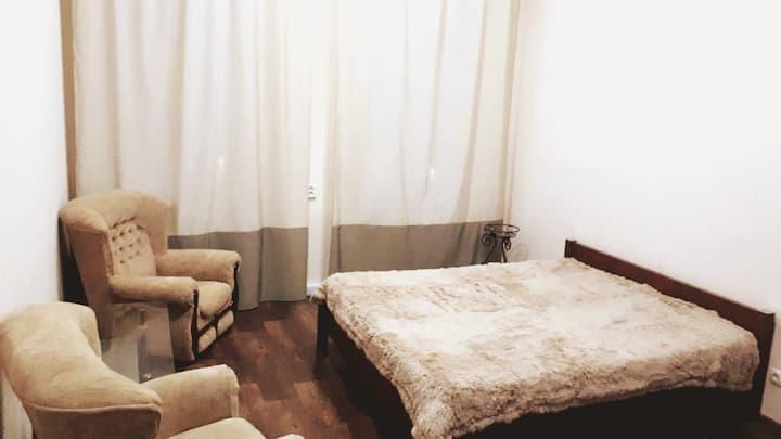 Уютная квартира в доме Викандер и Ларсон