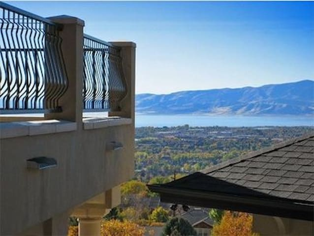 Luxury, Views and 2.2 miles to BYU - Provo