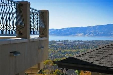 Luxury, Views and 2.2 miles to BYU - Provo - Rumah