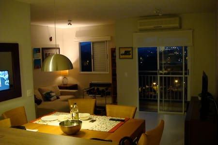 New Apartment (4km to Iguatemi Alphaville)