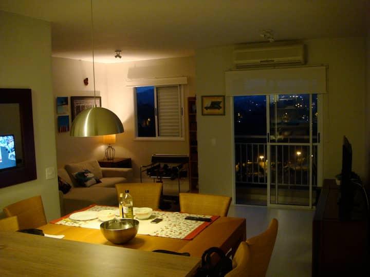 New Apartment (4km to Iguatemi Alphaville)