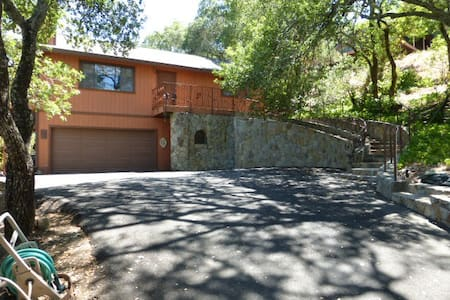 Calistoga Hideaway, Amazing Views - Calistoga