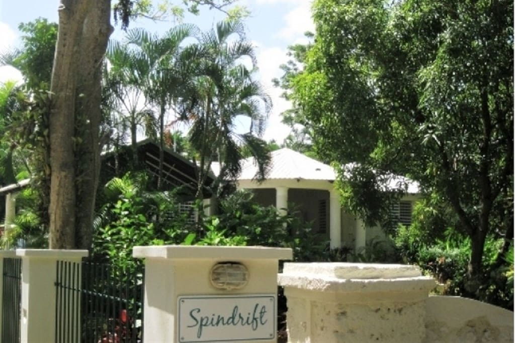 Street View of Spindrift