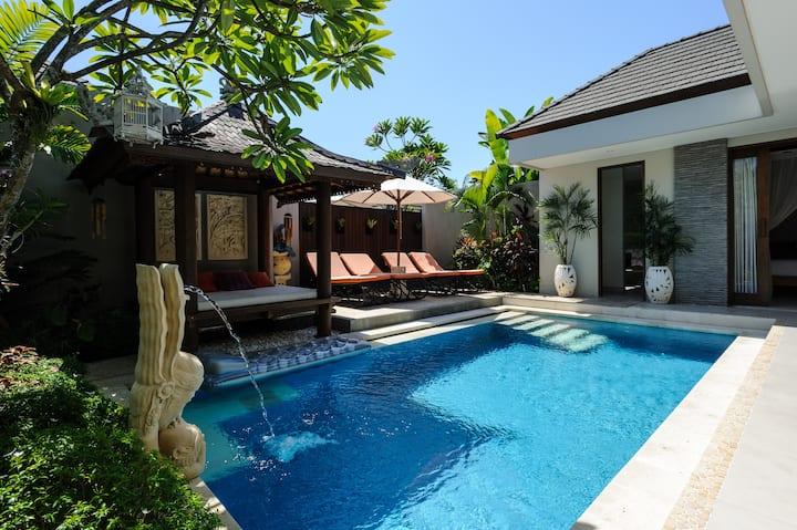 Luxury Waterfront Villa Just 100m From Sanur Beach
