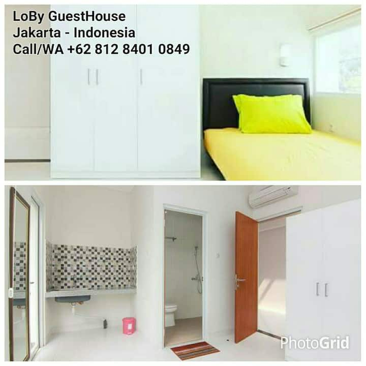 LoBy GuestHouse @ Kemandoran, Jak Sel