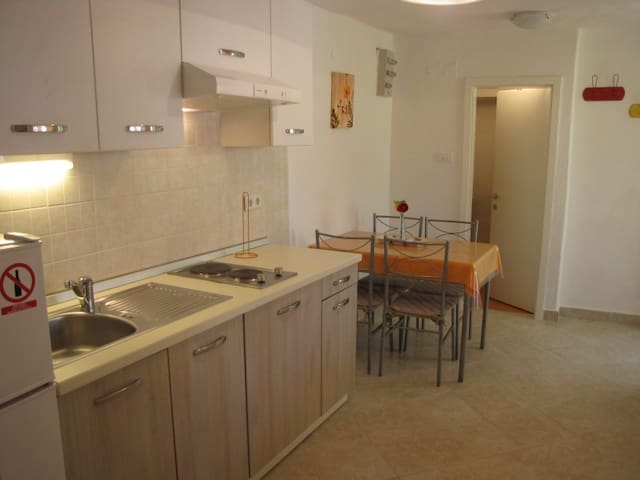 Apartment Barbara 1. No stress, like in old days!