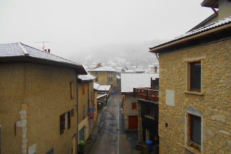 Chambre - Village montagnard - La Terrasse