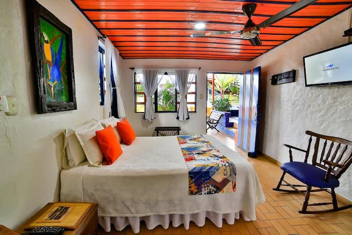 Finca hotel mi Mónaco - Habitación Doble