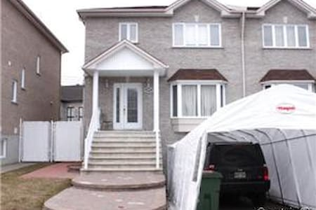 Cosy home ideal for young family - Montréal - House