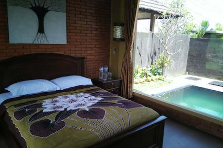 private villa with private pool - Ubud