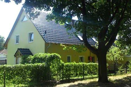 Ferienhaus- Dallgow bei Berlin - Dallgow-Döberitz - Haus
