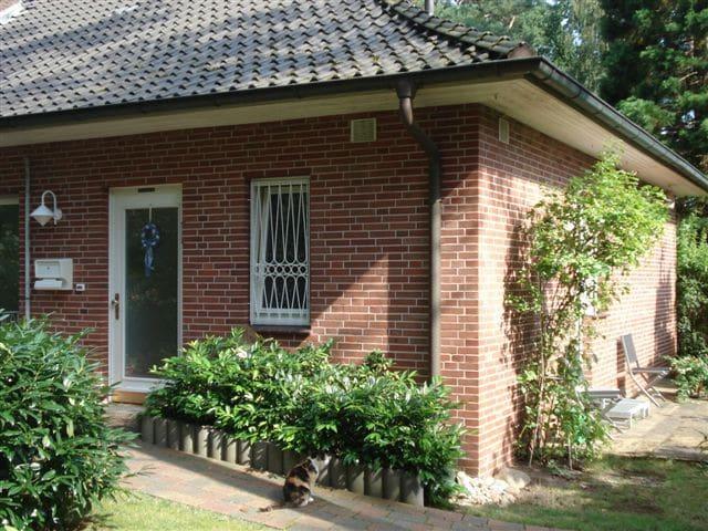 Wohnung im Grünen - bei Verden - Kirchlinteln - Lägenhet