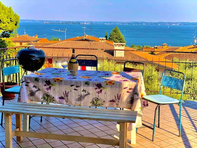 Casa vacanze vista lago