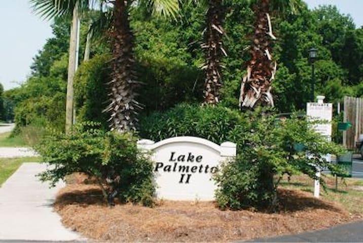 Carolina Waterfront Rentals LP - North Charleston - Radhus