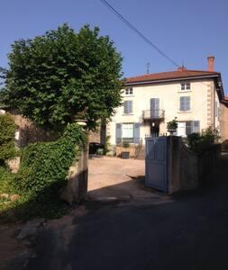 Maison dans village du Beaujolais - Régnié-Durette - Дом