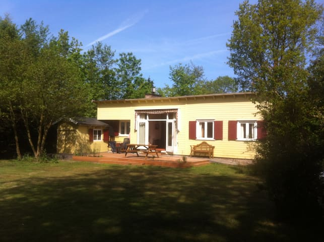 Characteristic vacation home - Burgh-Haamstede - House