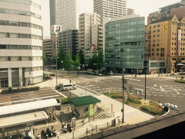 Hotel quality bed close subway - Ósaka - Byt