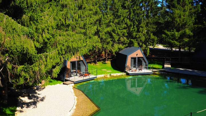 Plitvice Holiday Resort - Lake House