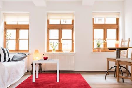 Apartment im Zentrum mit Balkon - Wolfenbüttel - Lejlighed