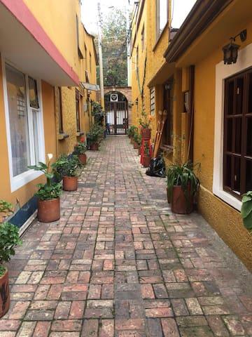 Habitaciones privadas - Bogotá - Hus