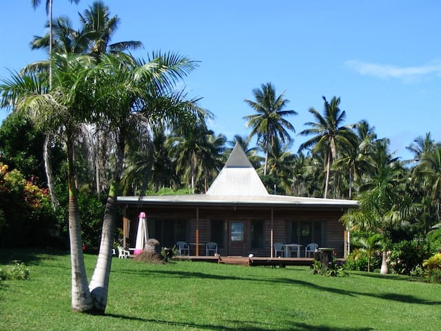 Taveuni paradise