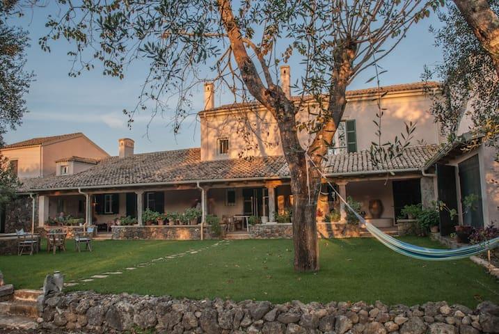 Villa Neranzia, maison d'architecte - Corfou - Vila