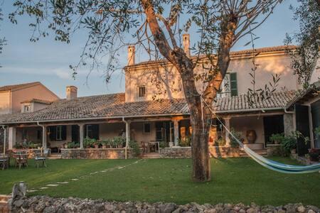 Villa Neranzia, maison d'architecte - Corfou - วิลล่า