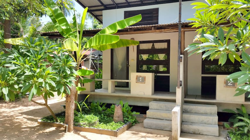 Tropical Bungalow near Beach st A - Ko Samui - Cabaña