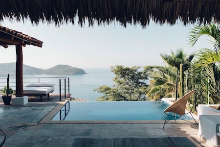#3 La Casa MX - Zihuatanejo - Bed & Breakfast