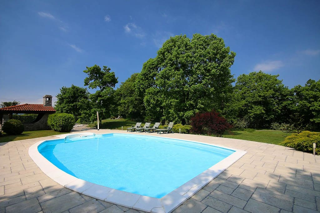 Swimming pool 55 m2