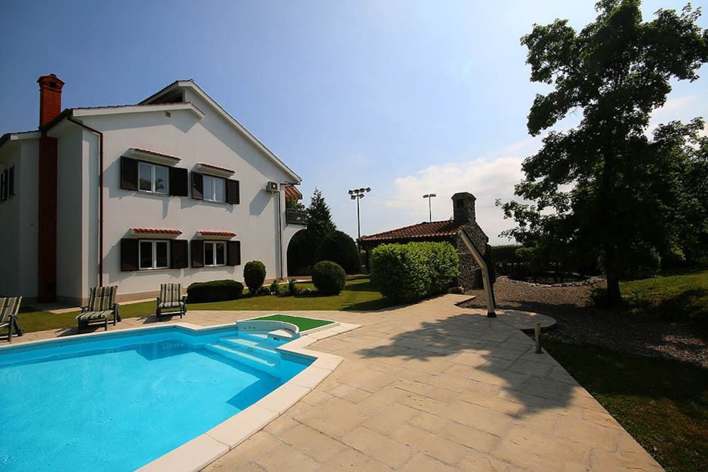 Holiday House With Swimming Pool Houses For Rent In Vi Kovo Primorje Gorski Kotar County Croatia