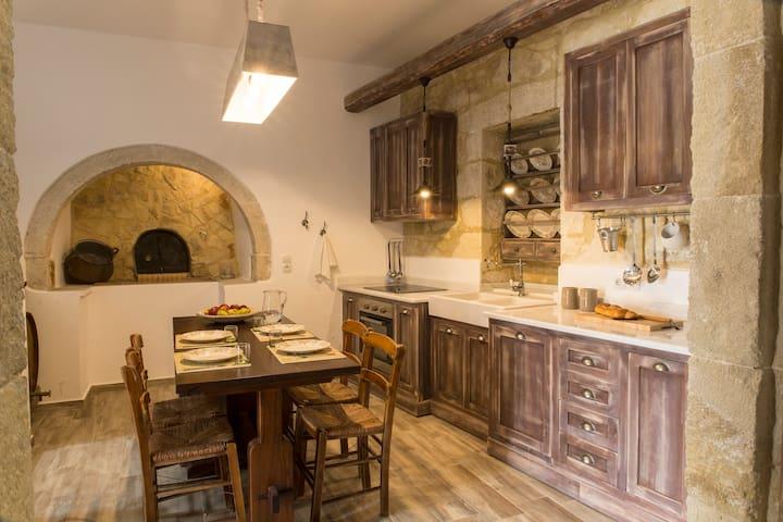 Aerino villa in Kissamos - Azogiras