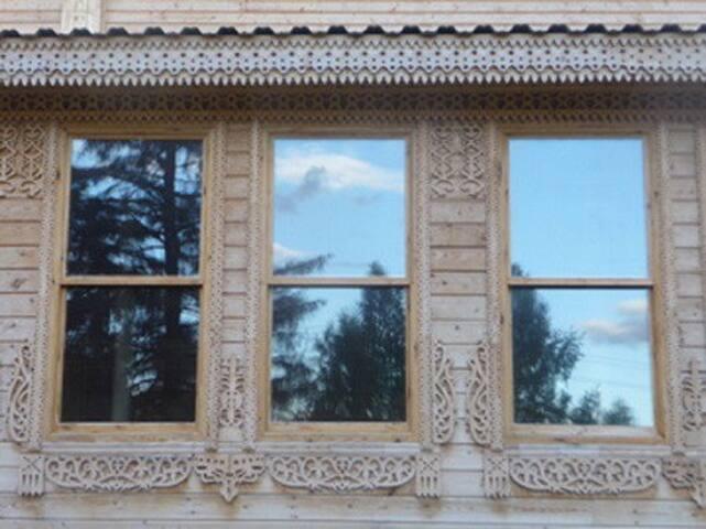 Рыбалка, охота и отдых подальше от - Molokovsky District - House