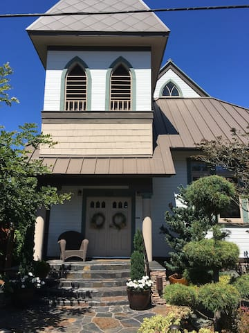 Our 1907 re-purposed Church/House