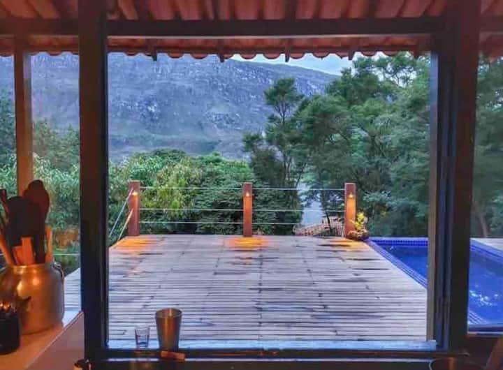 Casa Olhos D'Água - Lapinha Da Serra, MG