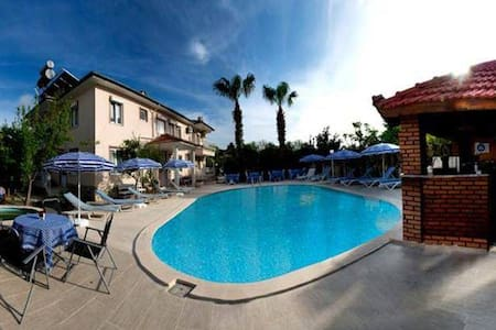 Gala 2-Stay in the heart of Dalyan - Dalyan - Flat