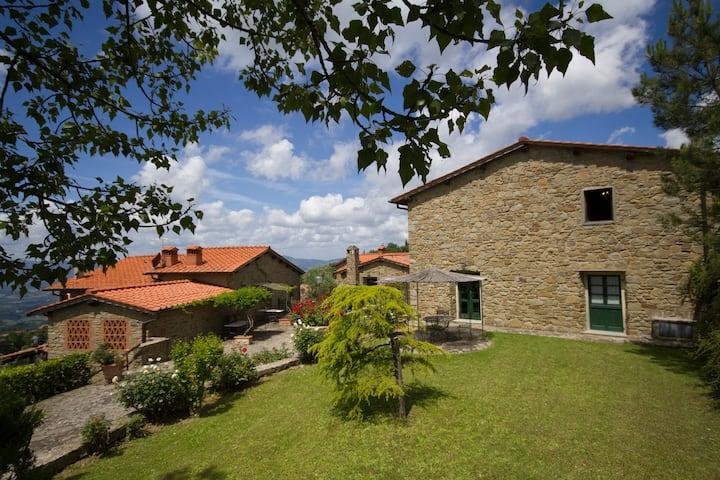 La casa nell'antico borgo medievale