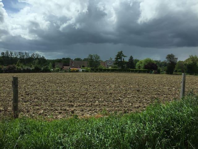 PEACEFUL & TRANQUIL BEDROOM - Bagnoles-de-l'Orne - Bed & Breakfast