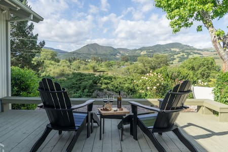 Heiter House - the perfect getaway in Wine Country