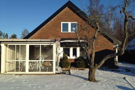 Trivsam villa - Borås - Haus