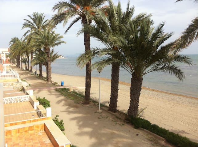 Primera linea de playa en el Mar Menor - Cartagena - Appartement