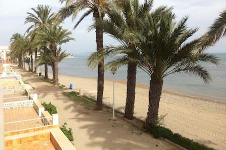 Primera linea de playa en el Mar Menor - Kartagina - Apartament