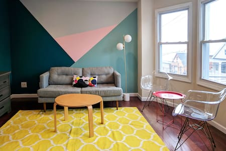 Spring Discount❤️Lovely Charming Pvt.Room near NYC