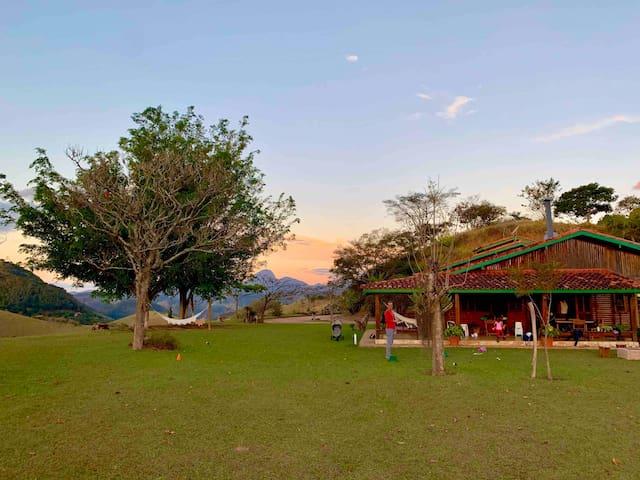 Fazenda Água Santa  Um paraíso a menos de 2h do RJ