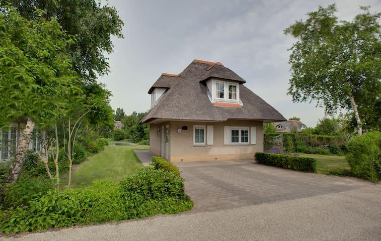 Canna Palustre - Hellevoetsluis - Haus