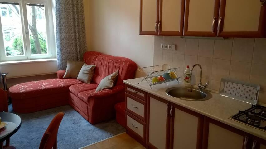 Live like local - Praga - Apartamento